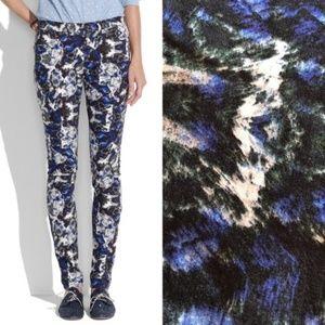 Madewell Brushstroke Skinny Jeans Toothpick 24x32